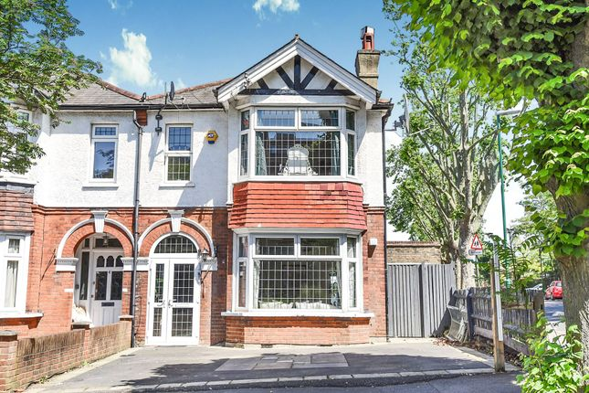 Thumbnail Semi-detached house for sale in Lenham Road, Sutton