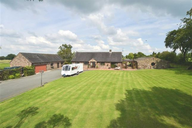 Thumbnail Detached bungalow for sale in Bagnall Road, Bagnall, Staffordshire