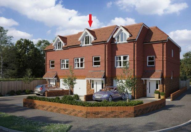 Thumbnail Terraced house for sale in Lambarde Road, Sevenoaks