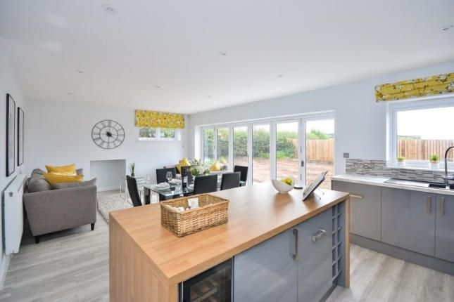 Thumbnail Detached house for sale in Barnhill Gardens, Sutton In Ashfield