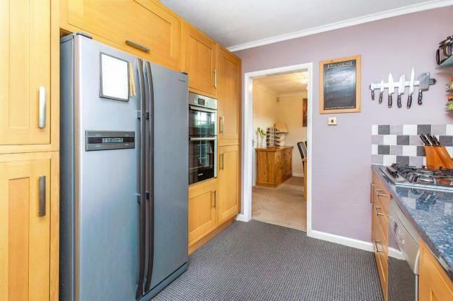Kitchen of Meadow Court, Scruton, North Yorkshire DL7