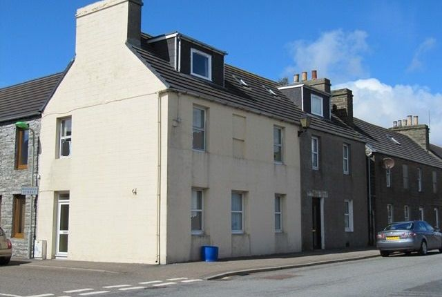 Thumbnail End terrace house for sale in Averon, Russell Street, Lybster, Caithness KW36Ag