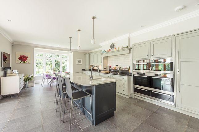 Thumbnail Detached house to rent in Jordans Way, Jordans, Beaconsfield