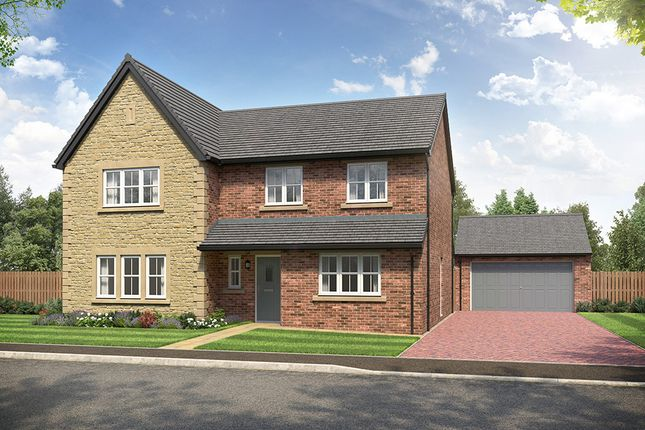 """Thumbnail Detached house for sale in """"Pennington"""" at Heron Drive, Fulwood, Preston"""