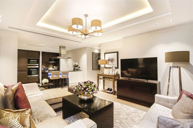 Thumbnail Flat for sale in Bridgeman House, 1 Radnor Terrace, London
