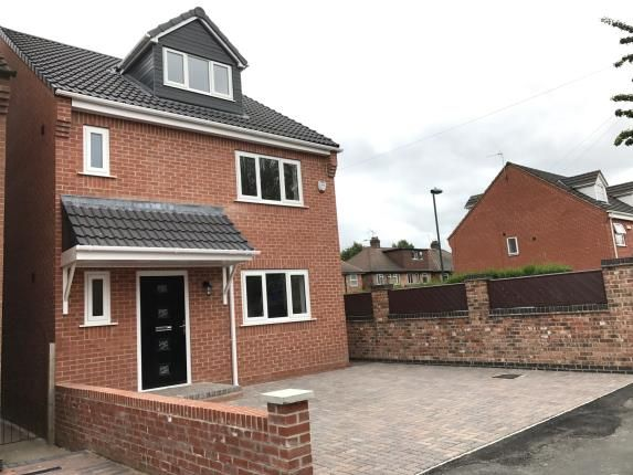 Thumbnail Detached house for sale in City Road, Dunkirk, Nottingham