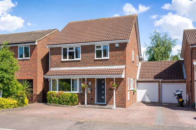 Thumbnail Detached house for sale in Portman Close, Bexley