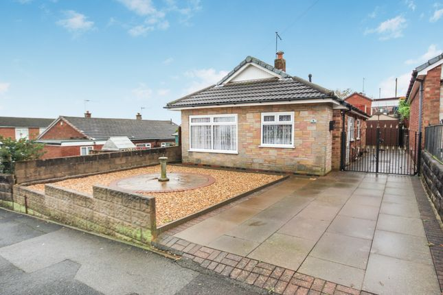 2 bed detached bungalow for sale in Belfast Close, Bradeley, Stoke-On-Trent ST6