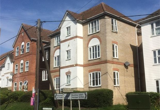 1 bed flat to rent in Bewick Court, Sible Hedingham CO9