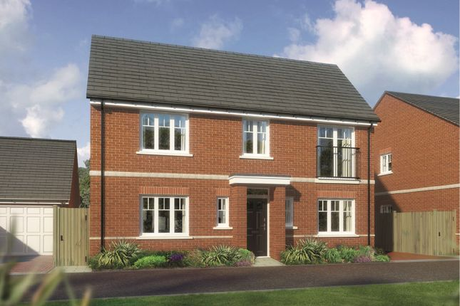 Thumbnail Detached house for sale in The Dunstable At St John's, Chelmsford