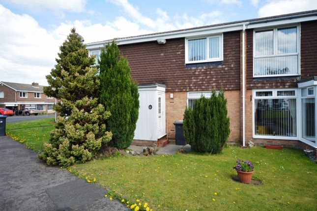 Thumbnail Flat for sale in Elmway, Chester Le Street