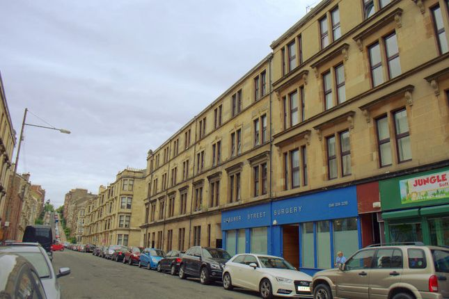 Thumbnail Flat to rent in Gardner Street, Partick, Glasgow