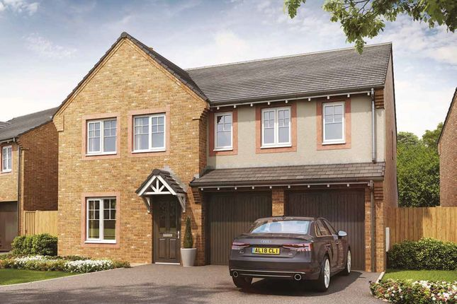 Thumbnail Detached house for sale in Plot 8, The Lavenham, Meadowbrook, Durranhill, Carlisle