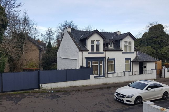 Thumbnail Detached house for sale in Jennys Well Road, Paisley, Renfrewshire