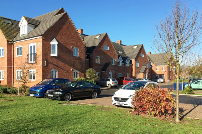 Thumbnail Flat to rent in St Barbaras Close, Ashchurch, Tewkesbury, Gloucestershire