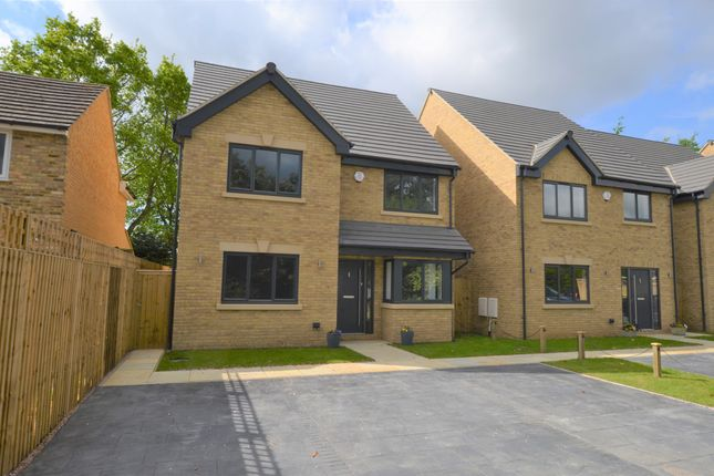 Thumbnail Detached house for sale in Rectory Close, Farnham Royal