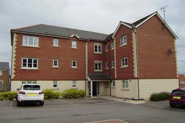Thumbnail Flat to rent in Waterlily Court, Hartlepool