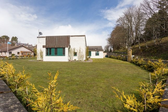 Thumbnail Bungalow for sale in Manse Road, Kingussie, Inverness-Shire