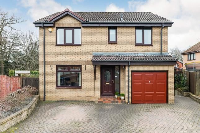 Thumbnail Detached house for sale in Braeside Park, Mid Calder, Livingston, West Lothian