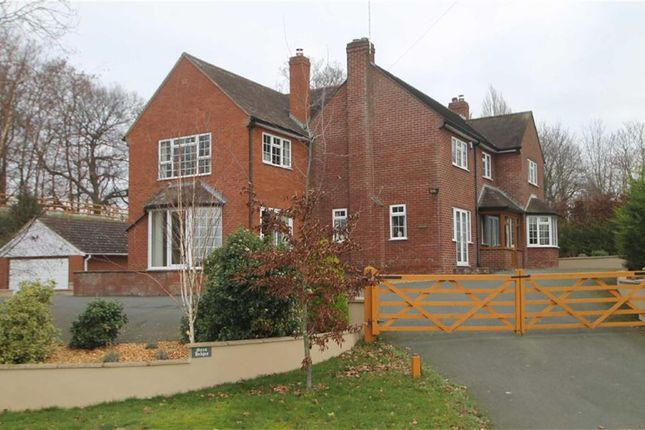 Detached house for sale in Ford, Shrewsbury