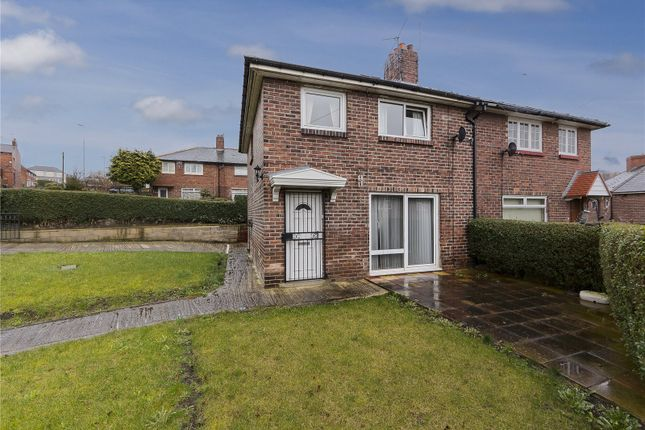 Thumbnail Semi-detached house for sale in Henconner Lane, Bramley, Leeds, West Yorkshire