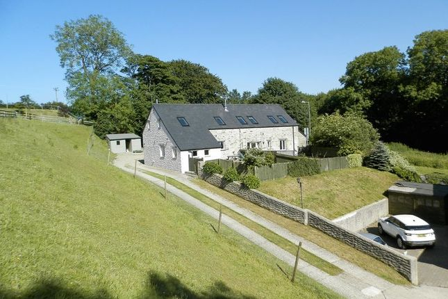 Thumbnail Detached house for sale in Eglwyswrw, Crymych