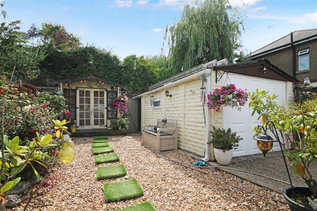 Garden of Foxholes Road, Oakdale, Poole BH15