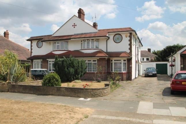 Thumbnail Property for sale in Willersley Avenue, Sidcup