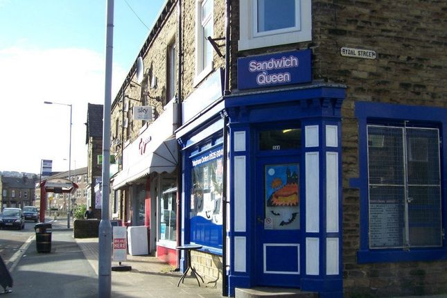 Thumbnail Retail premises for sale in Oakworth Road, Keighley