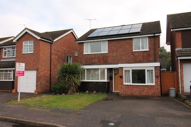Thumbnail Detached house for sale in Byron Avenue, Colchester