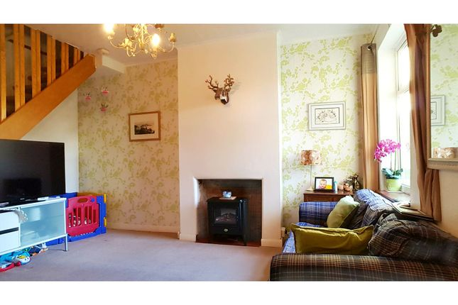 Thumbnail Terraced house for sale in Forest Gate, Anstey
