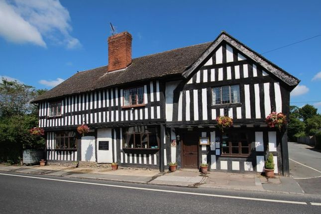 Thumbnail Property for sale in Church Crescent, Pembridge, Leominster