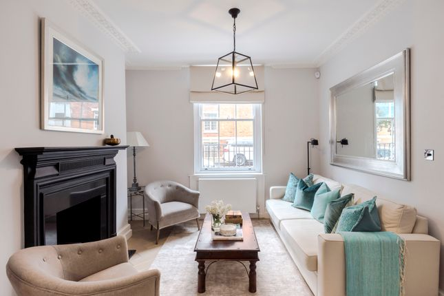 Thumbnail Property to rent in Harrowby Street, London