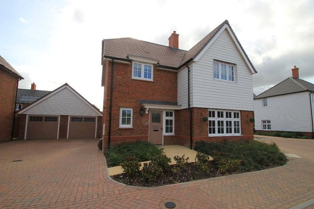Detached house for sale in Tippen Way, Marden, Kent