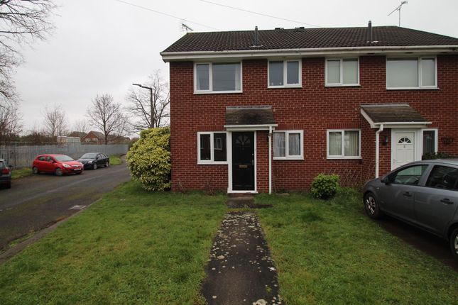 Thumbnail Terraced house for sale in Wrekin Way, Saltney, Chester