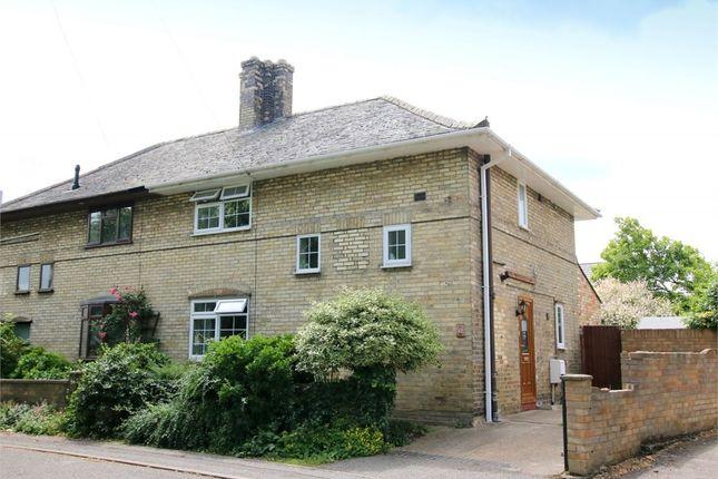 Thumbnail Semi-detached house for sale in Eynesbury Green, Eynesbury, St. Neots