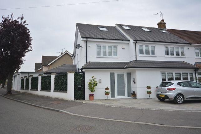 Thumbnail 5 bedroom semi-detached house for sale in Berkshire Way, Hornchurch