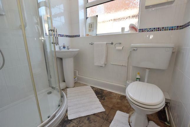 Shower Room of Chestnut Avenue, Mickleover, Derby DE3