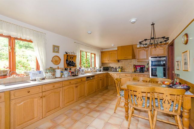 Thumbnail Detached house for sale in High Lacton, The Street, Willesborough, Ashford