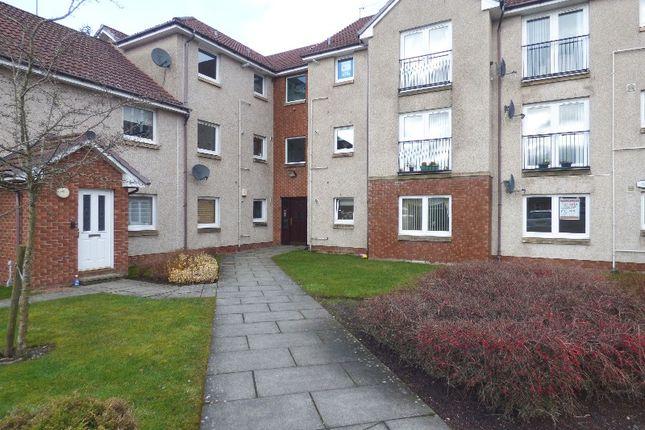 Thumbnail Flat to rent in Halidon Avenue, Cumbernauld, North Lanarkshire