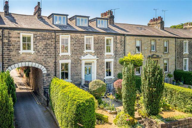Thumbnail Terraced house for sale in Swan Road, Harrogate