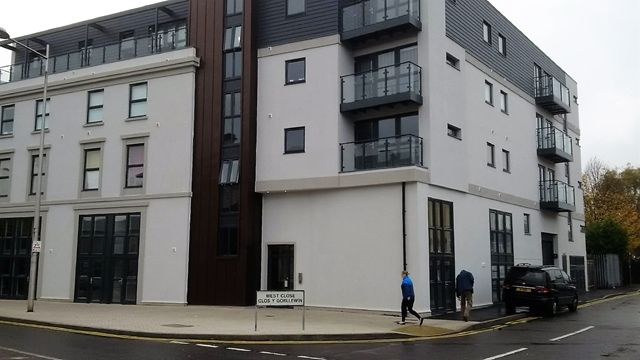 Thumbnail Flat for sale in Bute Street, Cardiff