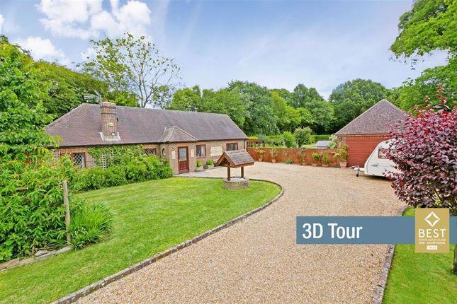 Thumbnail Detached bungalow for sale in Hempstead Lane, Hailsham