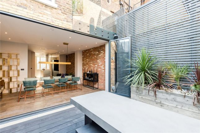 Thumbnail Terraced house for sale in Chalcot Road, Primrose Hill, London