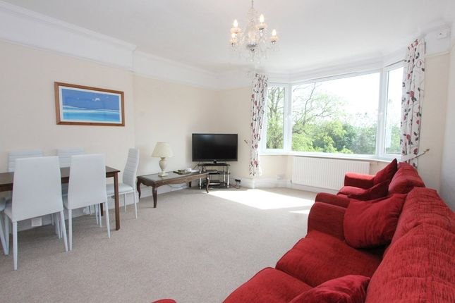 Thumbnail Flat to rent in Youngs Park Road, Paignton