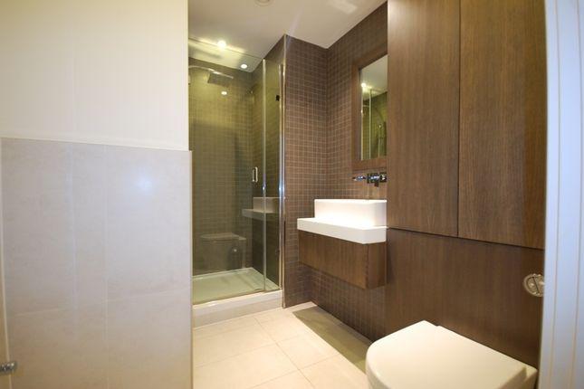 Bathroom of Leonard Street, Old Street, Shoreditch, London EC2A