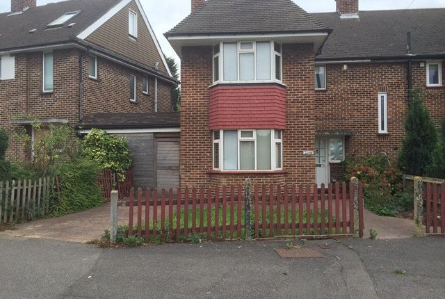 Thumbnail Semi-detached house to rent in Coles Crescent, South Harrow