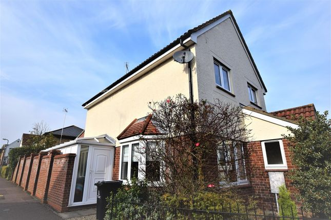 Thumbnail Semi-detached house to rent in Thornton Drive, Colchester