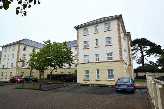 Thumbnail Flat to rent in Emily Gardens, Plymouth, Devon