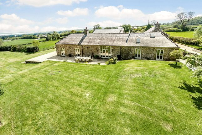 Thumbnail Detached house for sale in Halkyn, Holywell